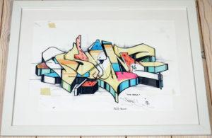 SEN2-DESSIN Graffiti