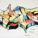 SEN2-DESSIN-Graffiti DETAILS