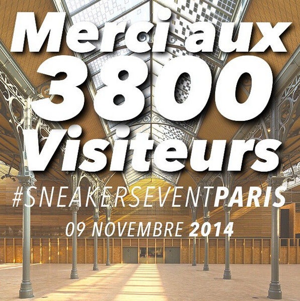 Sneakersevent sneakers paris