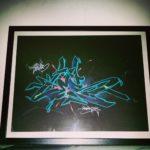 Dessin street-art CES