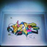 Dessin street-art Sen2