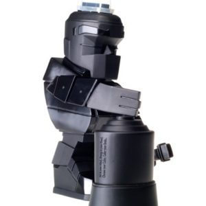 Steph Cop InkHead black Art toys