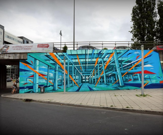 Katre street-art park