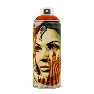 MTN bombe Shepard Fairey OBEY target exception