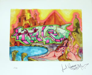 TKID_170-25 Street art graffiti
